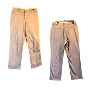 Women's Casual Lee All Day Stretch Pant 10  Short